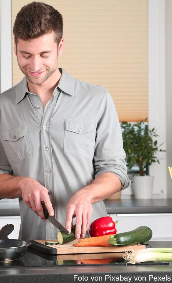 Spaß am Kochen
